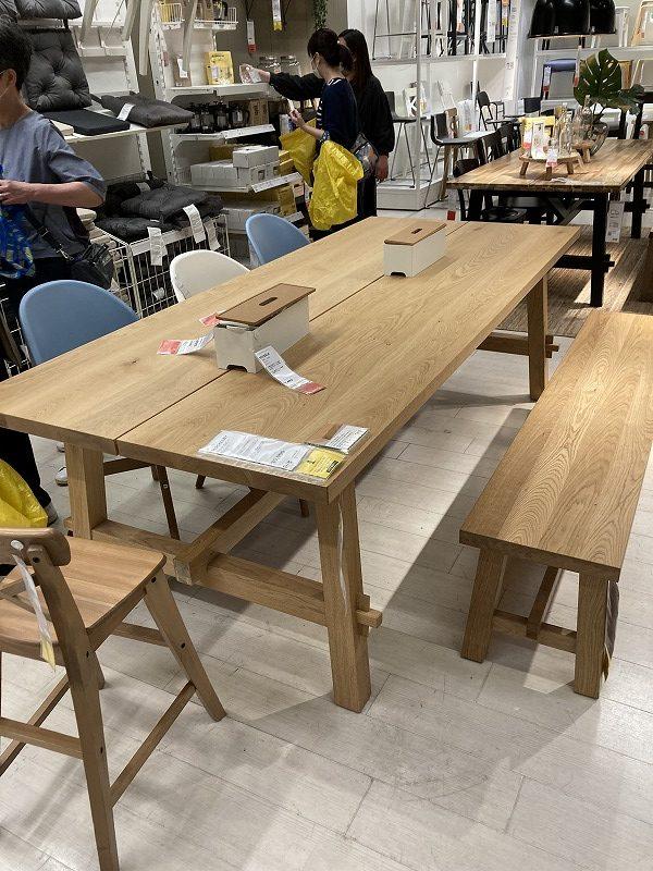 IKEA モッケルビー